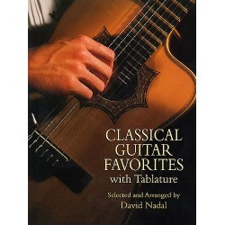 Classical Guitar Favorites With Tablature