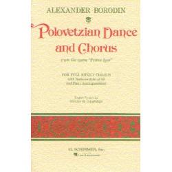 POLOVETZIAN DANCE AND CHORUS (PRINCE IGOR)