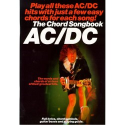 THE CHORD SONGBOOK AC/DC