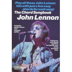 THE CHORD SONGBOOK JOHN LENNON