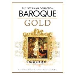 BAROQUE GOLD (piano facile)