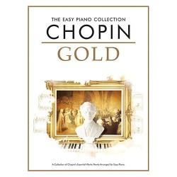 CHOPIN GOLD (piano facile)