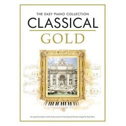 CLASSICAL GOLD (piano facile)