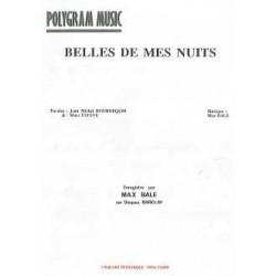 BELLES DE MES NUITS