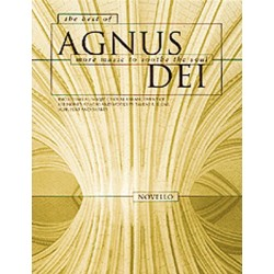 THE BEST OF AGNUS DEI - MORE MUSIC TO SOOTHE THE SOUL