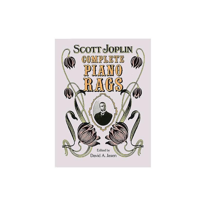 Songbook COMPLETE PIANO RAGS Scott Joplin