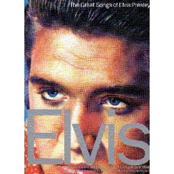 THE GREAT SONG OF ELVIS PRESLEY