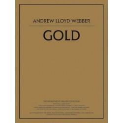 ANDREW LLOYD WEBBER GOLD PIANO SOLOS