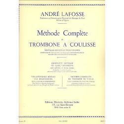André Lafosse : Méthode De Trombone à Coulisse - Vol.3
