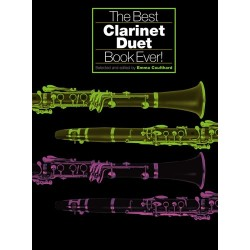 THE BEST CLARINET DUET BOOK EVER