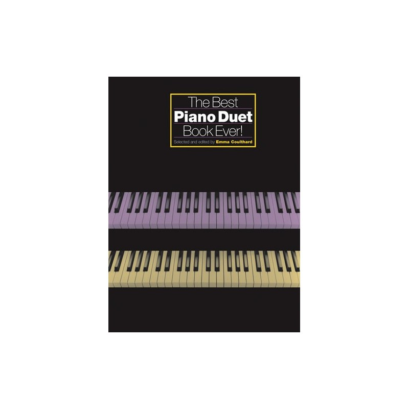 THE BEST PIANO DUET BOOK EVER