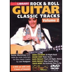 LEARN TO PLAY ROCK AND ROLL CLASSIC TRACKS VOL.2