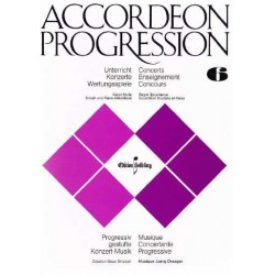 ACCORDEON PROGRESSION
