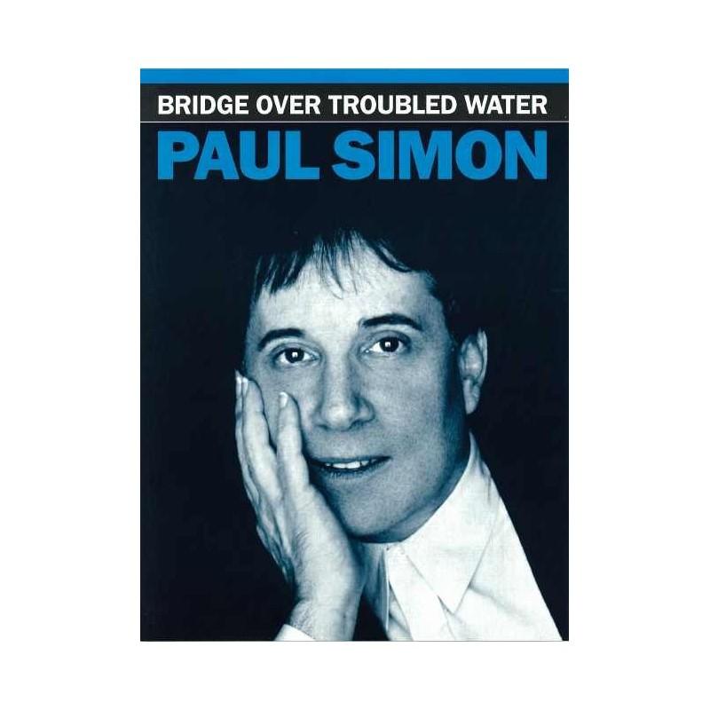 Sheet music BRIDGE OVER TROUBLED WATER Simon and Garfunkel