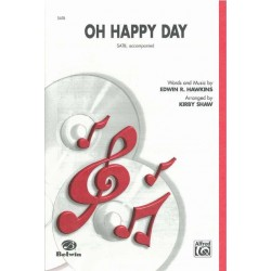 OH HAPPY DAY (SATB)