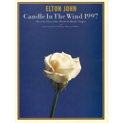 CANDLE IN THE WIND 1997