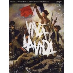 COLDPLAY VIVA LA VIDA OR DEATH AND ALL HIS FRIENDS (TAB)