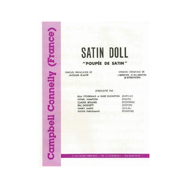 SATIN DOLL (POUPÉE DE SATIN)
