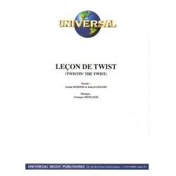 LEÇON DE TWIST (TWISTIN' THE TWIST)