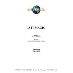 IS IT MAGIC