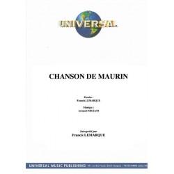 CHANSON DE MAURIN
