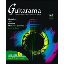 GUITARAMA - VOLUME 1A