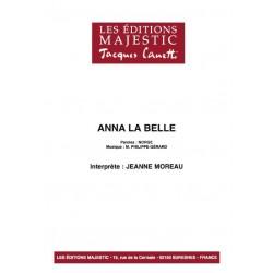 ANNA LA BELLE