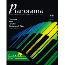 PIANORAMA - Volume 1A