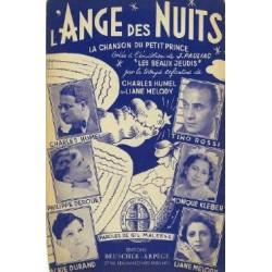 L'ANGE DES NUITS