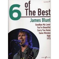 6 of The Best JAMES BLUNT