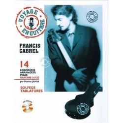 VOYAGE EN GUITARE - Francis Cabrel