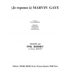 (JE REPENSE À) MARVIN GAYE