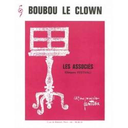 BOUBOU LE CLOWN