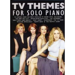 TV THEMES FOR SOLO PIANO