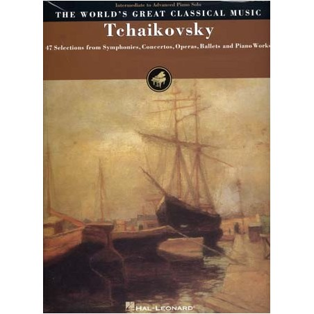 WORLD'S GREAT CLASSICAL MUSIC - TCHAIKOVSKY