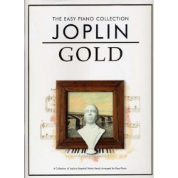THE EASY PIANO COLLECTION JOPLIN GOLD