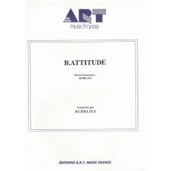 B.ATTITUDE