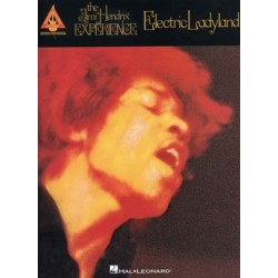 ELECTRIC LADYLAND Guitar Recorded Version (TAB)