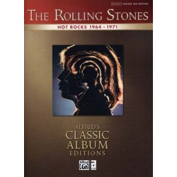 THE ROLLING STONES HOT ROCKS 64-71 CLASSIC ALBUM EDITIONS (TAB)