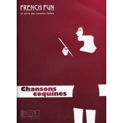 CHANSONS COQUINES Collection FRENCH FUN