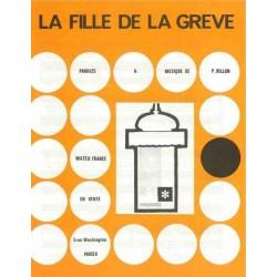 LA FILLE DE LA GREVE