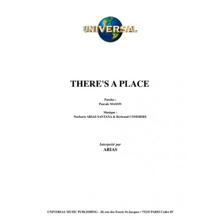 THERE'S A PLACE