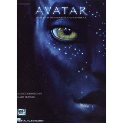 AVATAR MUSIC FROM THE MOTION PICTURE SOUNDTRACK Piano Solo