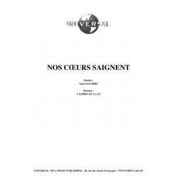 NOS COEURS SAIGNENT
