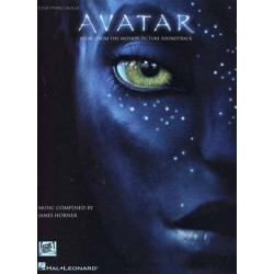 AVATAR MUSIC FROM THE MOTION PICTURE SOUNDTRACK EASY PIANO SOLO