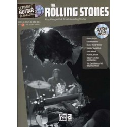 ULTIMATE GUITAR PLAY ALONG THE ROLLING STONES (+2CD)