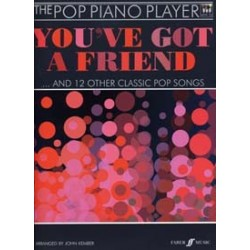 YOU'VE GOT A FRIEND +12 OTHER CLASSIC POP SONGS + CD