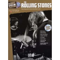 ROLLING STONES ULTIMATE DRUM PLAY ALONG + 2CD