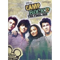 DISNEY CAMP ROCK 2 THE FINAL JAM