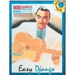 EASY DJANGO Volume 2 (+ 2 CD)
